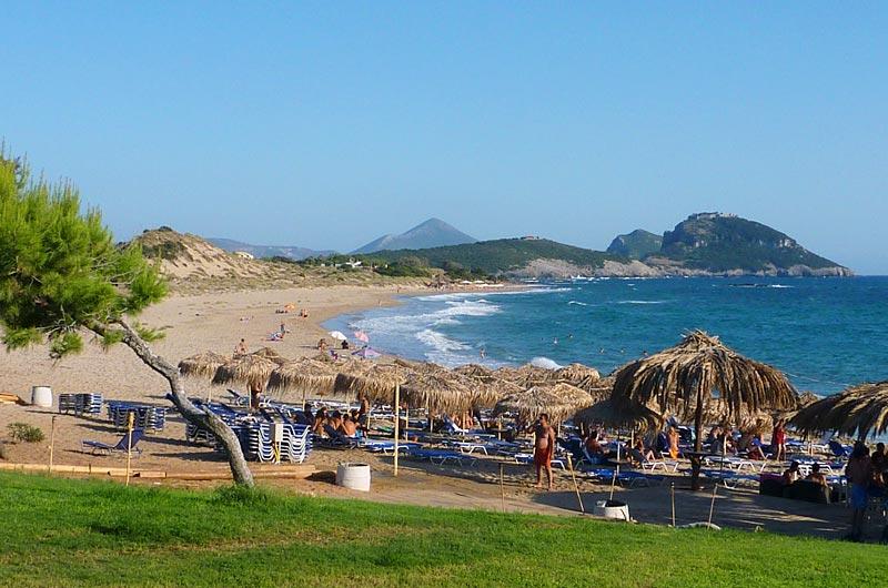 Romanos Beach
