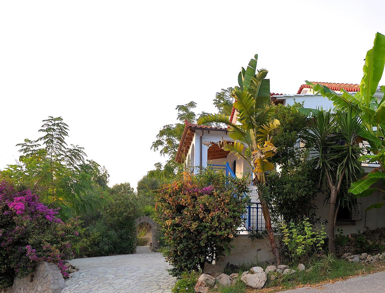 Garten villa Hetty