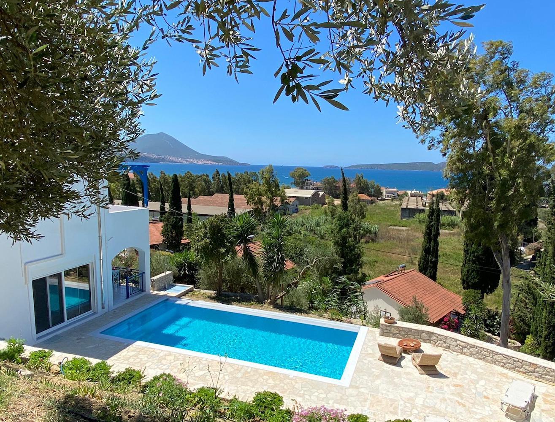 View at Navarino bay
